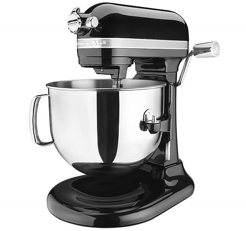 KitchenAid 7 Qt bowl Lift Stand Mixer Review